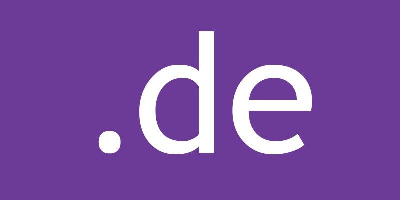 de domain registration